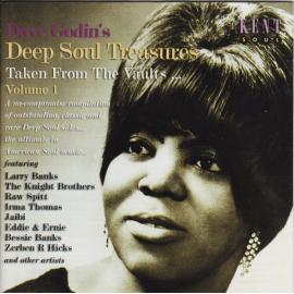 Deep Soul Treasures (Taken From The Vaults...) (Volume 1) - Dave Godin