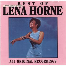 Best Of Lena Horne - Lena Horne