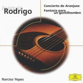 Concierto De Aranjuez / Fantasía Para Un Gentilhombre - Joaquín Rodrigo