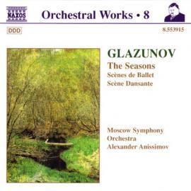 The Seasons, Scènes de Ballet, Scène Dansante - Alexander Glazunov