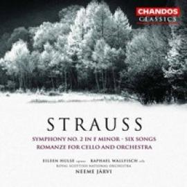 SYMPHONY NO.2/SIX SONGS - R. STRAUSS