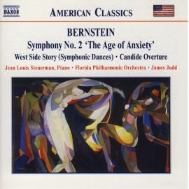 Symphony No. 2 'The Age Of Anxiety' • West Side Story (Symphonic Dances) • Candide Overture - Leonard Bernstein