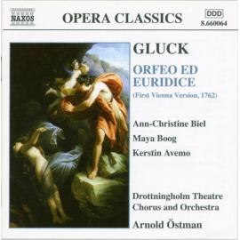 Orfeo Ed Euridice (First Vienna Version, 1762) - Christoph Willibald Gluck