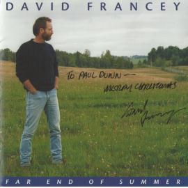 Far End Of Summer - David Francey