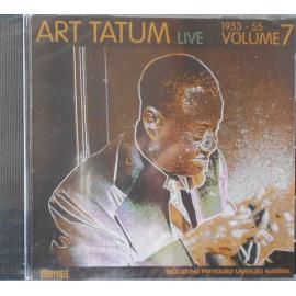 Art Tatum Live 1953-55, Volume 7 - Art Tatum