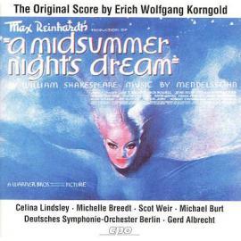 A Midsummer Night's Dream - Erich Wolfgang Korngold