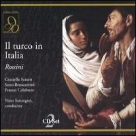 IL TURCO IN ITALIA - G. ROSSINI