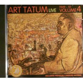 Art Tatum Live 1949-51, Volume 4 - Art Tatum