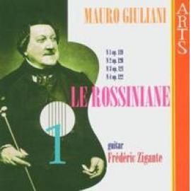 LE ROSSINIANE VOL.1 - M. GIULIANI