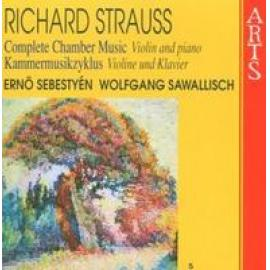 COMPLETE CHAMBER MUSIC.. - R. STRAUSS