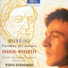 CANTATE PER MUSICO - G. ROSSINI