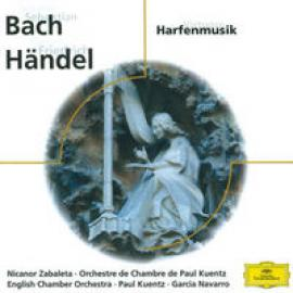 HARFENMUSIK - J.S. BACH