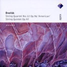 AMERICAN STRING QUARTET/S - A. DVORAK