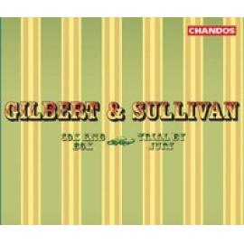 TRIAL BY JURY/COX AND BOX - GILBERT & SULLIVAN
