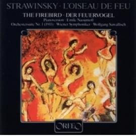 FIREBIRD SUITE - I. STRAVINSKY