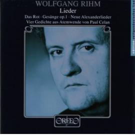 Lieder - Wolfgang Rihm