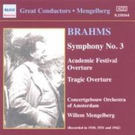 SYMPHONY NO.3 - J. BRAHMS