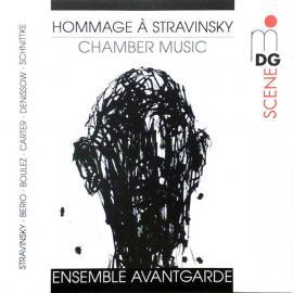 Hommage à Stravinsky - Chamber Music - Ensemble Avantgarde