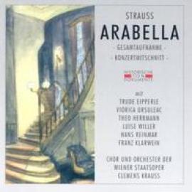 ARABELLA - STRAUSS, R.
