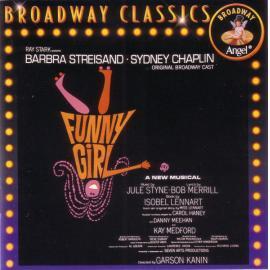 Funny Girl (Original Broadway Cast Recording) - Barbra Streisand
