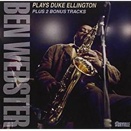 Plays Duke Ellington - Ben Webster