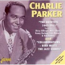 QUINTETS 1945-1951 - CHARLIE PARKER