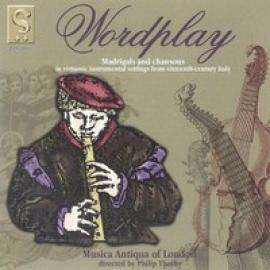 WORLD PLAY:16TH C. CHANSO - MUSICA ANTIQUA OF LONDON