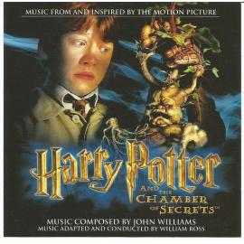 Harry Potter And The Chamber Of Secrets (Music From And Inspired By The Motion Picture)  - John Williams
