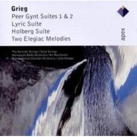 PEER GYNT SUITES 1&2/HOLB - E. GRIEG