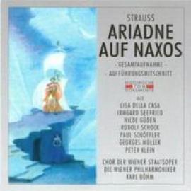 ARIADNE AUF NAXOS - STRAUSS, R.