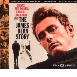 The James Dean Story (Sights And Sounds From A Legendary Life) - James Dean