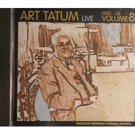 Art Tatum Live 1955-56, Volume 8 - Art Tatum