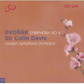 Symphony No 6 - Antonín Dvořák