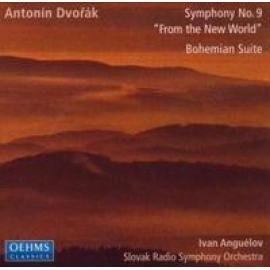SYMPHONY NO. 9 -SACD- - A. DVORAK