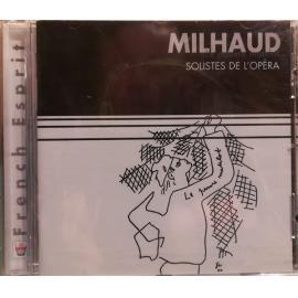 Le Pauvre Matelot, Trio A Cordes - Darius Milhaud