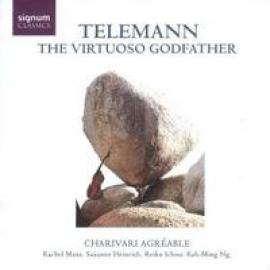 VIRTUOSO GODFATHER - G.P. TELEMANN