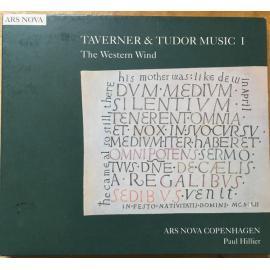 Taverner & Tudor Music I  – The Western Wind - Ars Nova Copenhagen