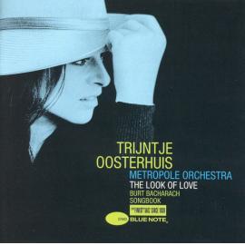 The Look Of Love (Burt Bacharach Songbook) - Trijntje Oosterhuis