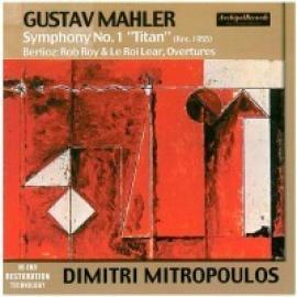 SYMPHONY NO.1 IN D MAJOR - G. MAHLER