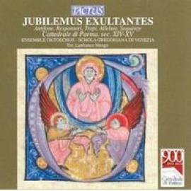 JUBILEMUS EXULTANTES - GREGORIAN CHANT