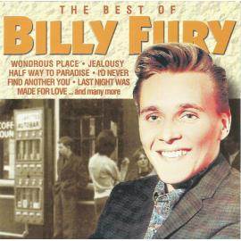 The Best Of Billy Fury - Billy Fury
