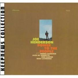 Power To The People - Joe Henderson