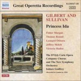 PRINCESS IDA - GILBERT & SULLIVAN