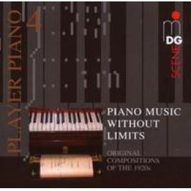 PLAYER PIANO VOL.4 - I. STRAVINSKY
