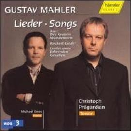 LIEDER - G. MAHLER