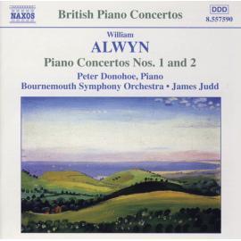 Piano Concertos Nos. 1 And 2 - William Alwyn