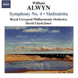 Symphony No. 4 / Sinfonietta - William Alwyn