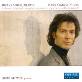 Piano Transcriptions - Johann Sebastian Bach