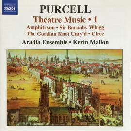 Theatre Music 1 - Henry Purcell