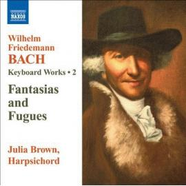 Keyboard Work Vol 2 - Wilhelm Friedemann Bach